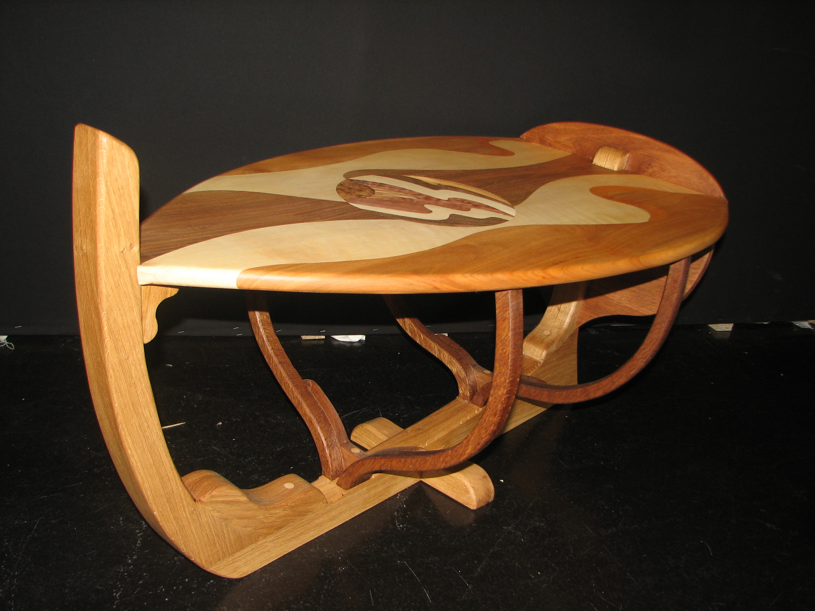 Atelier Soleil Bateau Basse – Table Leny FJ1lKcuT3
